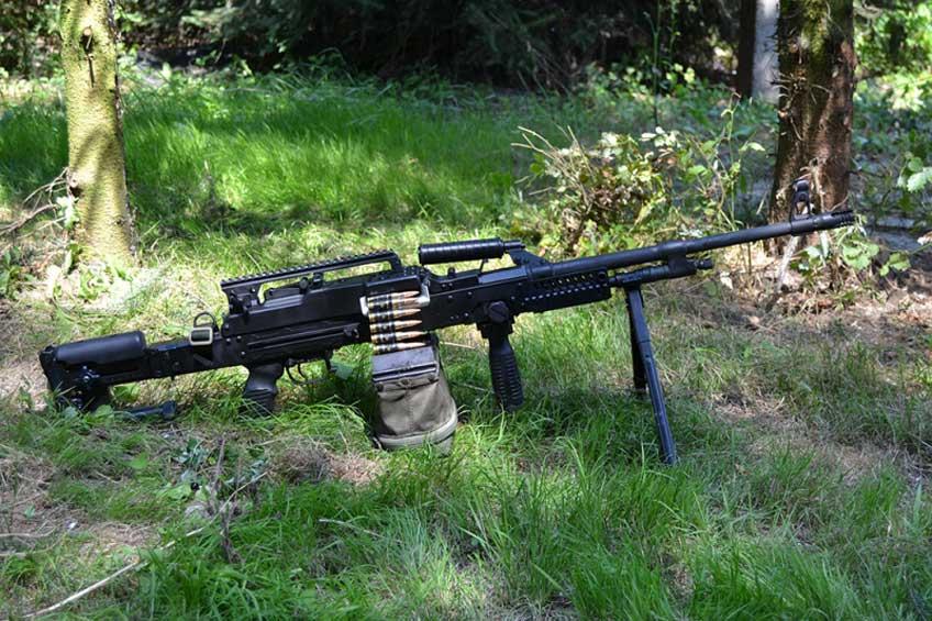 Uniwersalny karabin maszynowy UKM-2000P