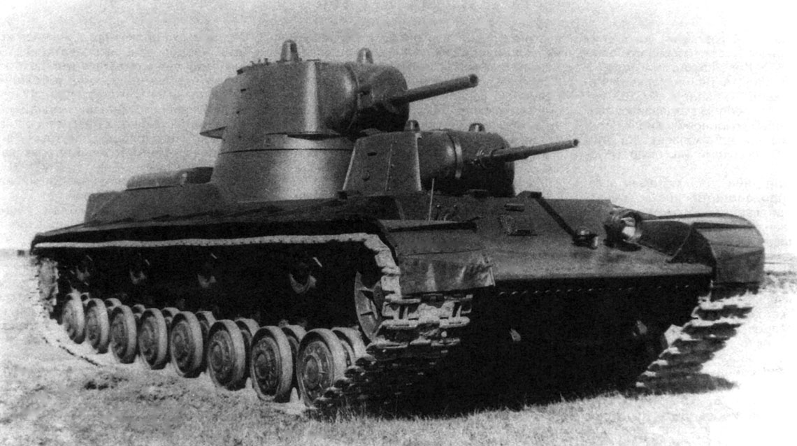 Wiek nietypowych czołgów