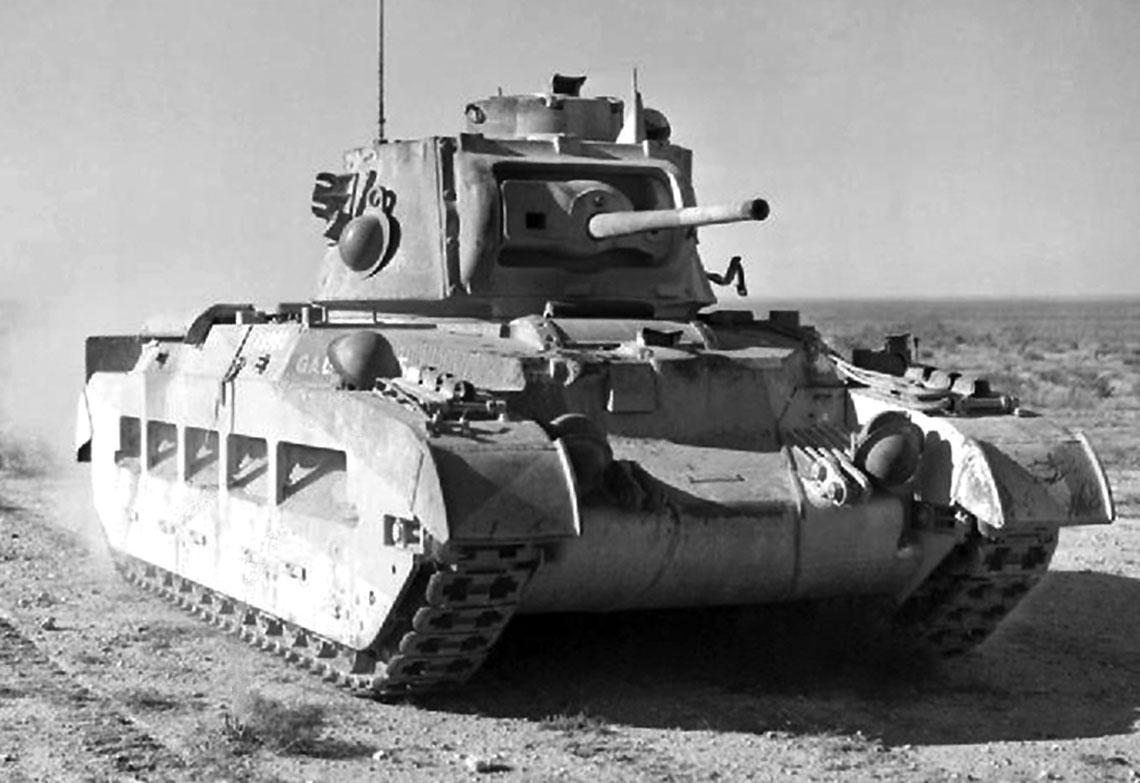 Brytyjskie wojska pancerne 1939-1945