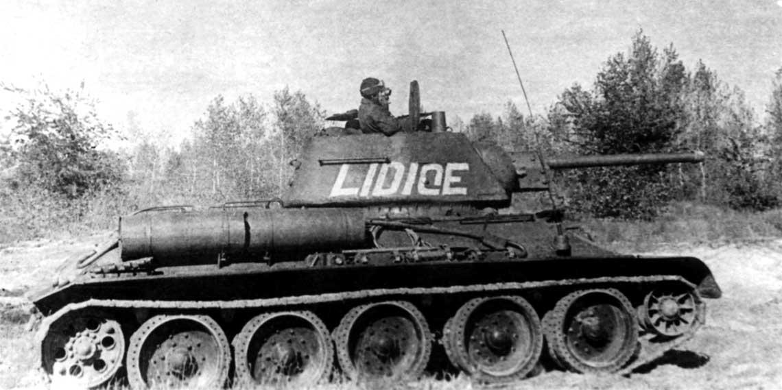 Czesi i Słowacy u boku Armii Czerwonej