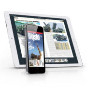 Wersja elektroniczna (tablet, smartfon) czasopisma Wojsko i Technika 1/2017