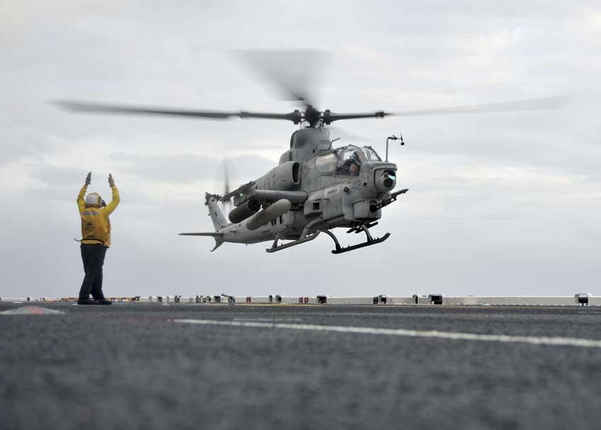 Śmigłowiec AH-1Z Viper