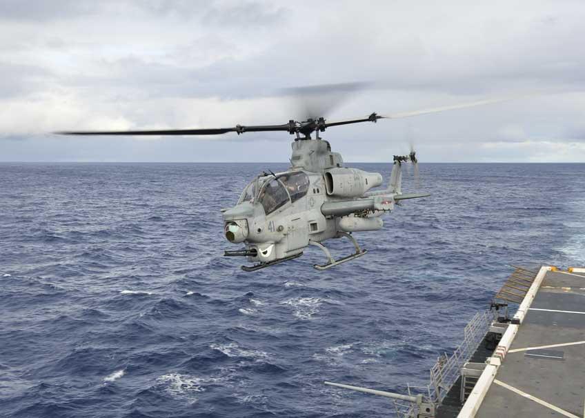 Śmigłowiec szturmowy AH-1Z-Viper