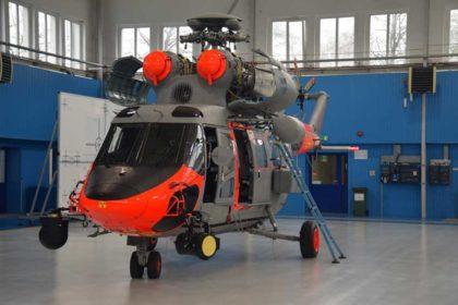 Śmigłowiec ratowniczy W-3T/SAR Anakonda
