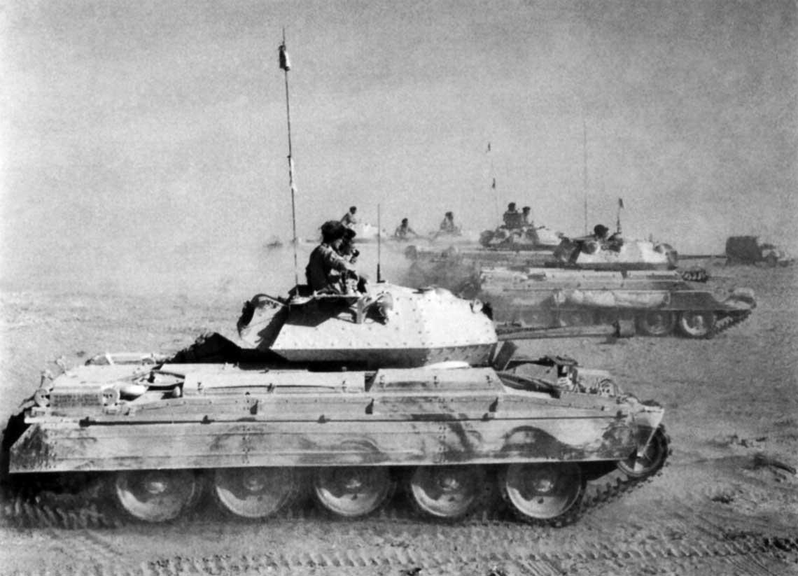 szybki czołg A15 Crusader