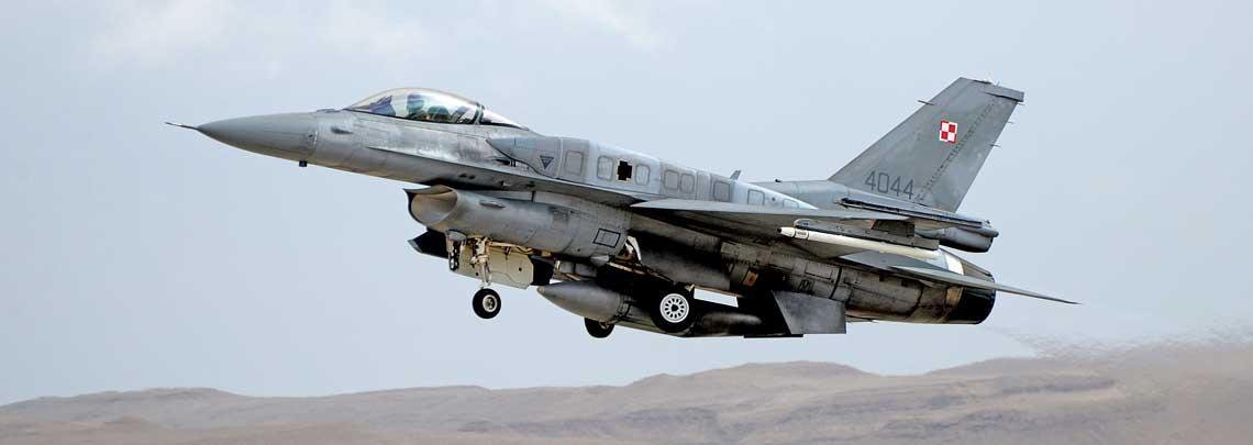 F-16C/D Block 52+ Sił Powietrznych
