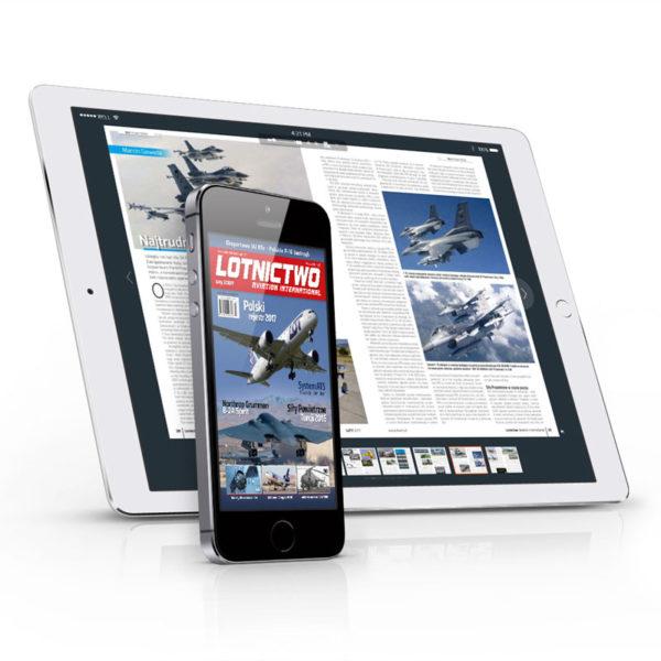 Wydanie elektroniczne czasopisma Lotnictwo Aviation International 2/2017