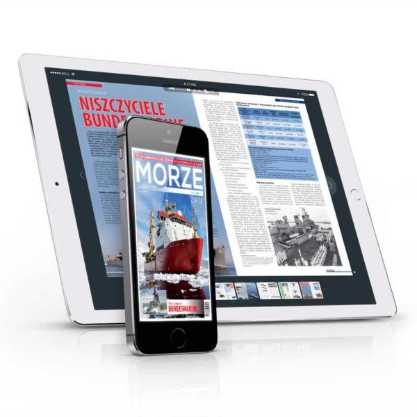 Wydanie elektroniczne magazynu Morze 2/2017