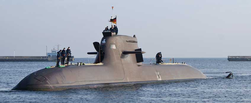 Norweski okręt podwodny