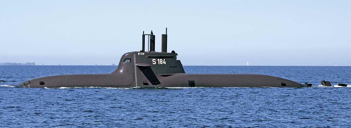 Okręt podwodny U 34