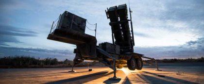 System rakietowy Patriot
