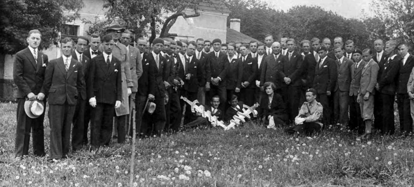 Początki polskiego podziemia narodowego