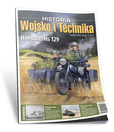 Wojsko i Technika - Historia 2/2017 Wydanie Specjalne - okładka