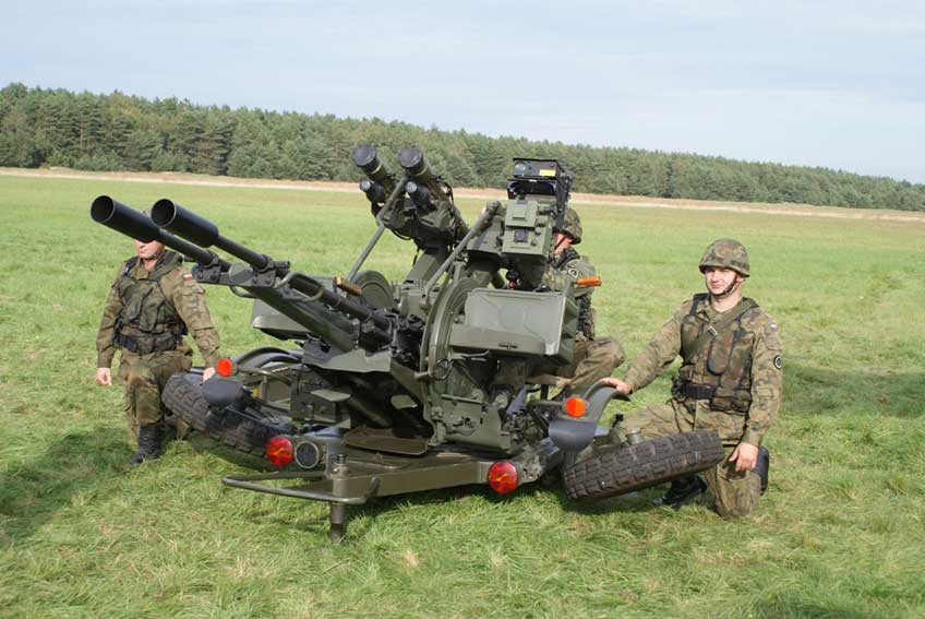 System przeciwlotniczy rodziny ZU-23-2