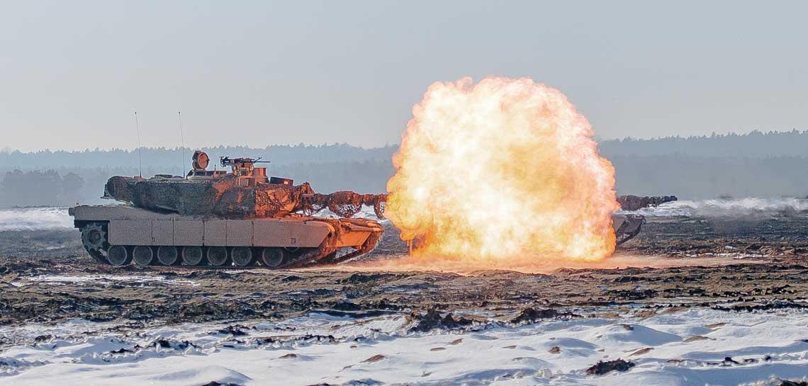 Czołg M1A2 Abrams