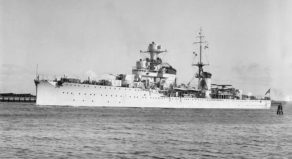 Krążownik lekki Armando Diaz