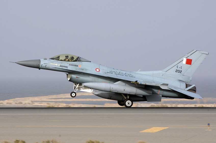 Bahrajn bliżej nowych F-16