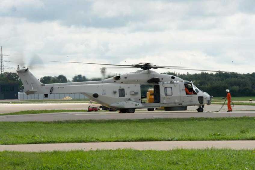 wielozadaniowy śmigłowiec rodziny NH90
