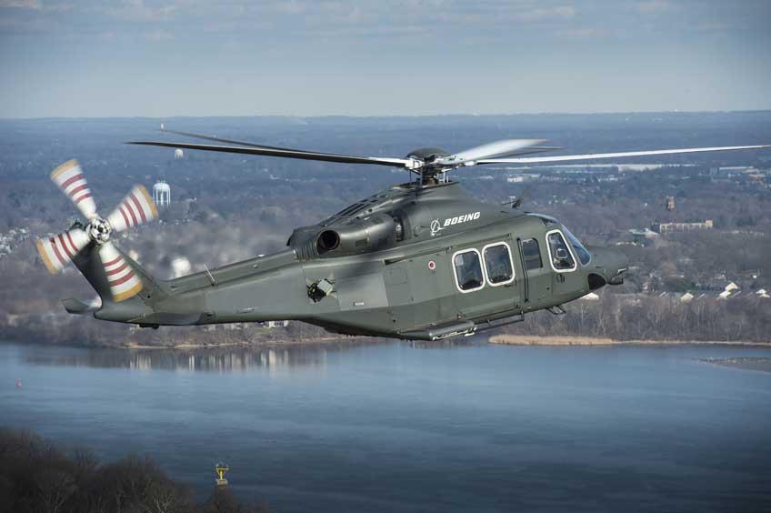 Wielozadaniowy śmigłowiec transportowy Bell UH-1N Huey