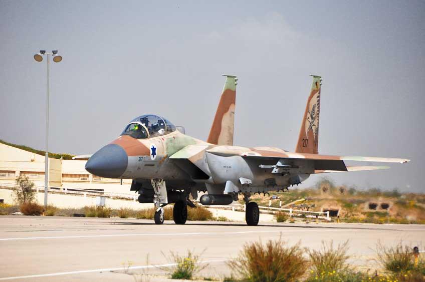 wielozadaniowy samolot bojowy Boeing F-15E Strike Eagle
