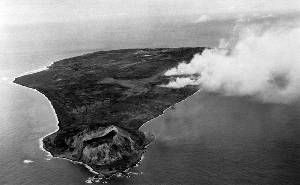 wyspa Iwo Jima