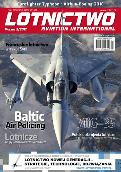 Lotnictwo Aviation International 3/2016