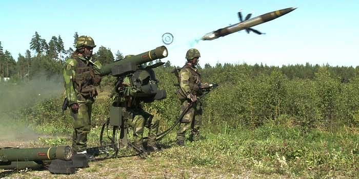 System przeciwlotniczy RBS-70
