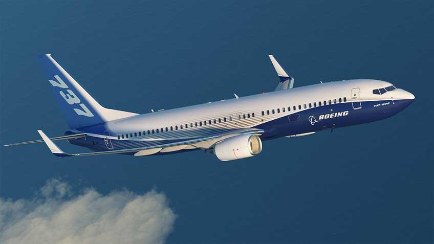 Samolot Boeing 737NG
