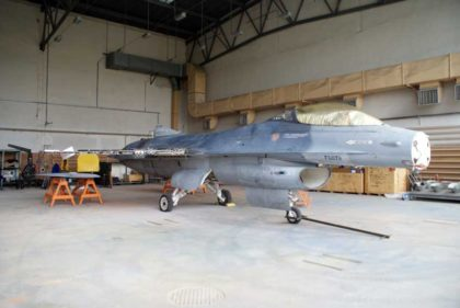 Remont F-16