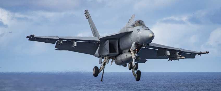 wielozadaniowy samolot bojowy Boeing F/A-18E/F Super Hornet