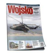 Okładka czasopisma Wojsko i Technika 3/2017