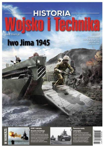 Czasopismo Wojsko i Technika Historia 2/2017
