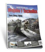 Okładka czasopisma Wojsko i Technika Historia 2/2017