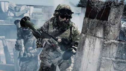 granatniki przeciwpancerne rodziny AT4