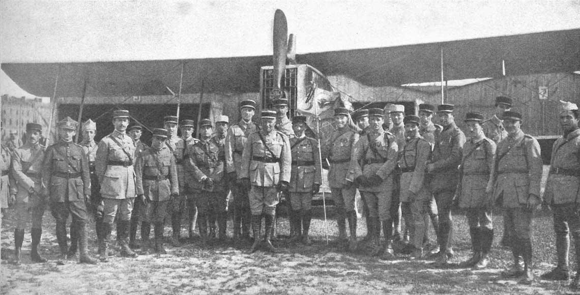 Polskie zbrojenia lotnicze w latach dwudziestych XX wieku