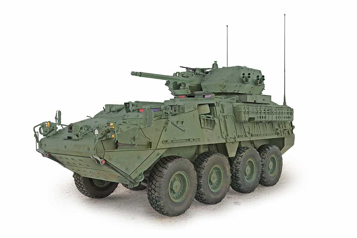 transporter Stryker Dragoon