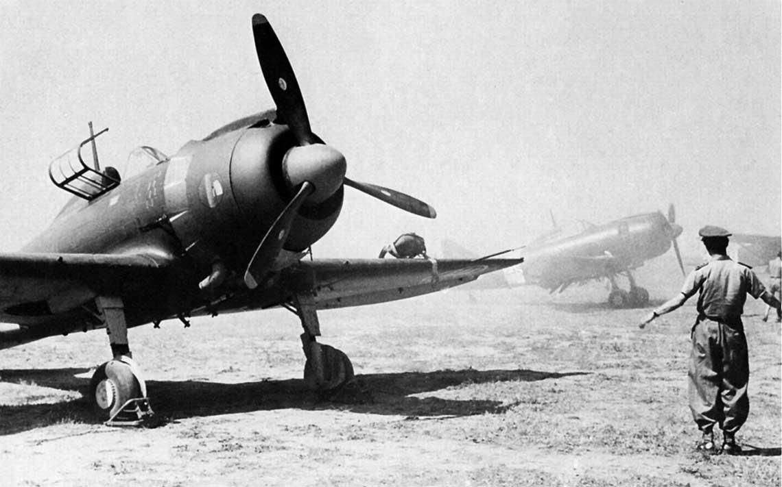 włoskie bombowce nurkujące