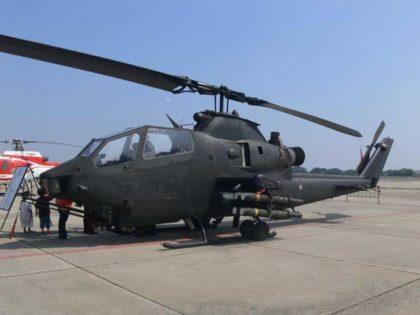 śmigłowiec szturmowy AH-1F Cobra