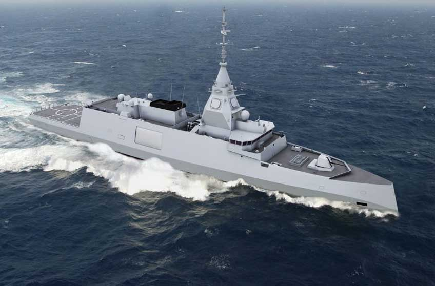 fregata typu Belh@rra