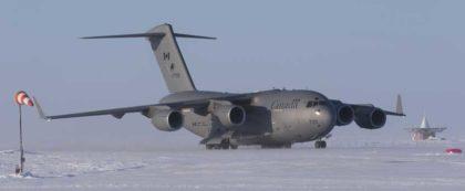 ciężki samolot transportowy Boeing C-17 Globemaster III