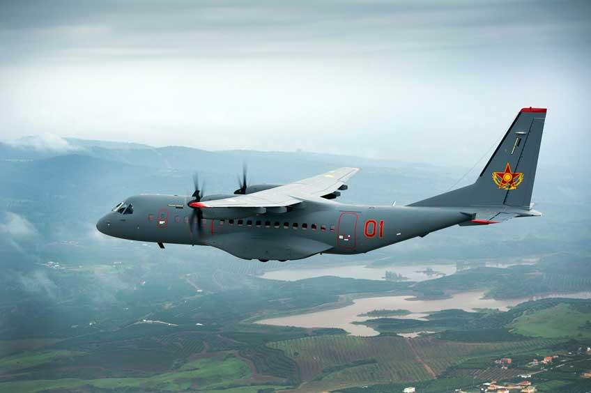 lekki samolot transportowy C295