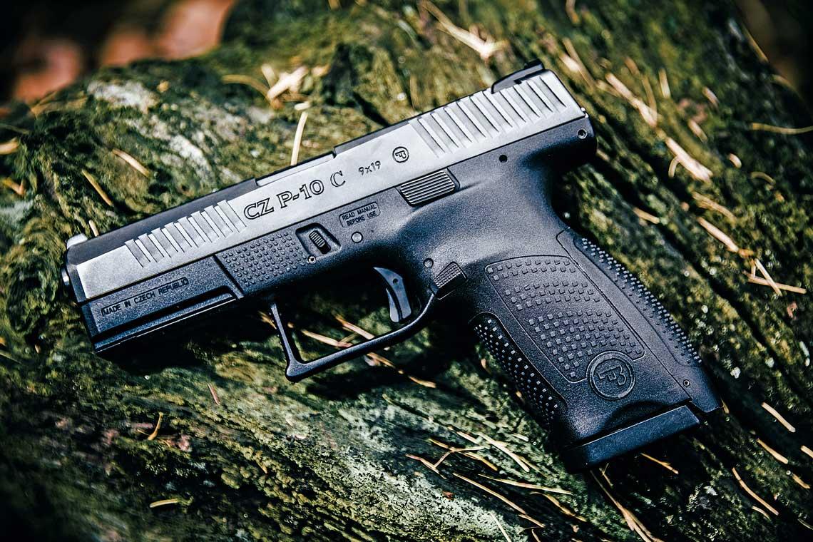 CZ P-10 to nowa rodzina pistoletów czeskiego potentata
