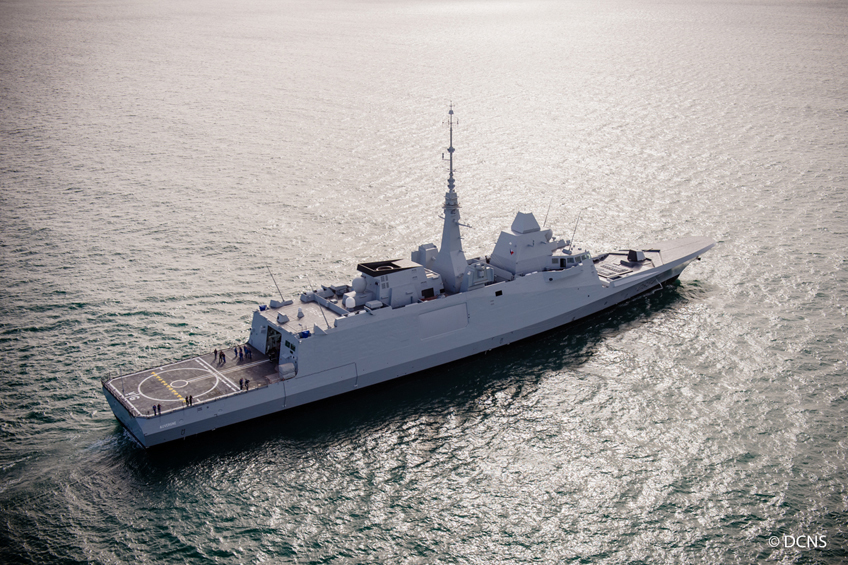 fregata rakietowa Auvergne