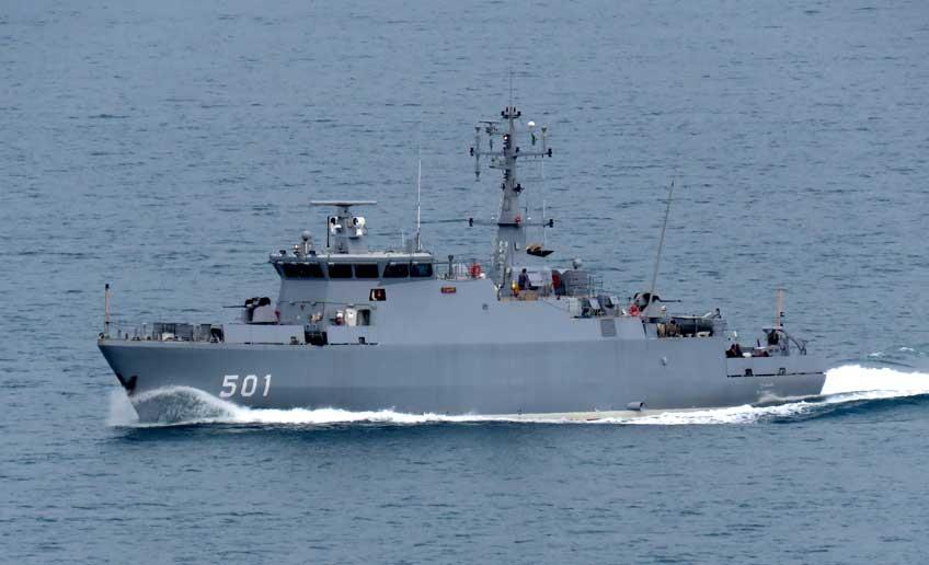 Okręt El-Kasseh 1