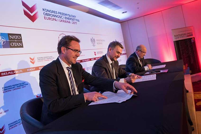 Kongres Przemysłowy – Obronność i Energetyka. Europa i Ukraina 2017