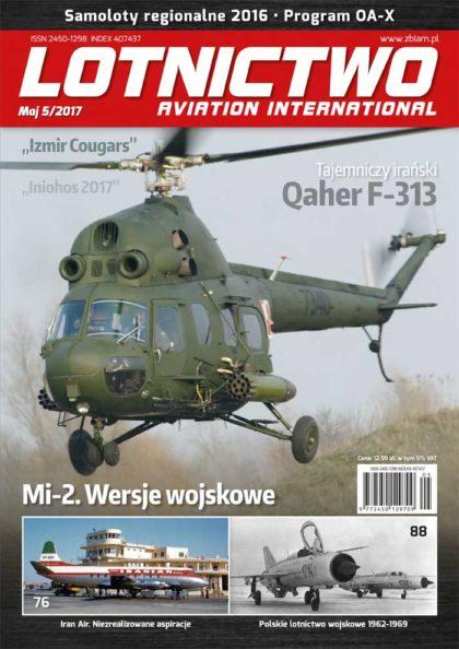 Lotnictwo Aviation International 5/2017