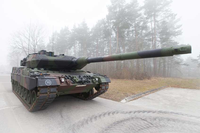 Czołg Leopard 2