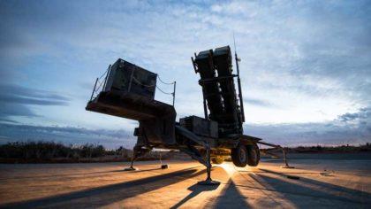 rakietowy system przeciwlotniczy i przeciwrakietowy Raytheon Patriot