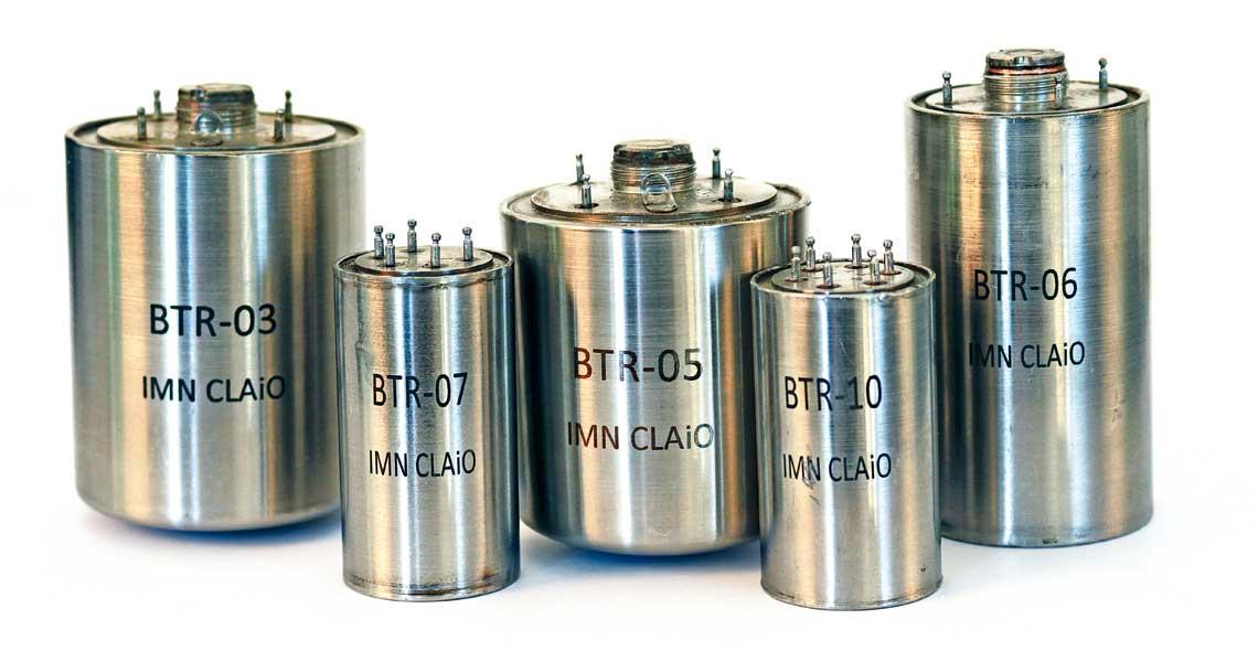 Rodzina baterii termicznych IMN CLAiO