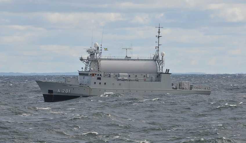 Saab zbuduje nowy okręt rozpoznawczy dla Szwecji